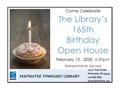 165th Birthday Celebration