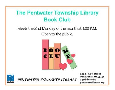 Pentwater Township Library Book Club