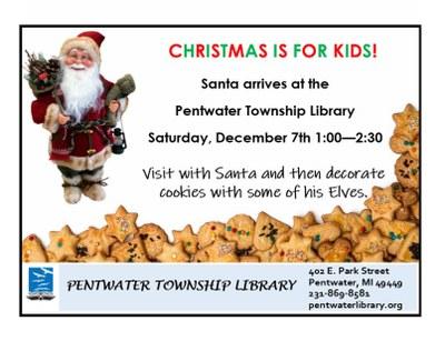 Christmas For Kids: Santa Arives