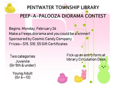 Peep-a-Palooza Diorama Contest