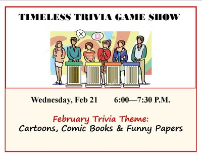 Timeless Trivia Game Show