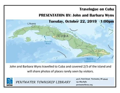 Travelogue on Cuba